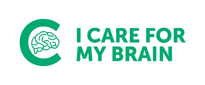 I care for my brain logo